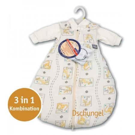 Baby-Safe 4-seizoenen baby-slaapzak