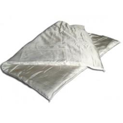 Moerbei-zijden juniordekbed - 120x150cm