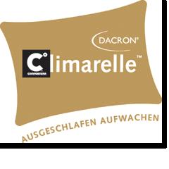 Climarelle PCM technologie - klimaatregeling in bed